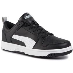Sneakersy PUMA - Rebound Layup Lo Sl 369866 02 Puma Black/White/High Rise