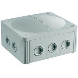 Puszka instalacyjna Wiska 10101459, IP66/IP67, (DxSxW) 160 x 140 x 81 mm, szary, 1 szt.