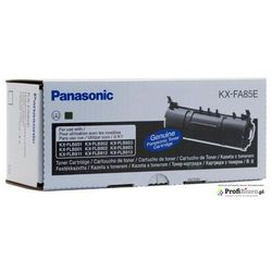 Toner Panasonic KX-FA85E Black do faxów (Oryginalny) [5k]