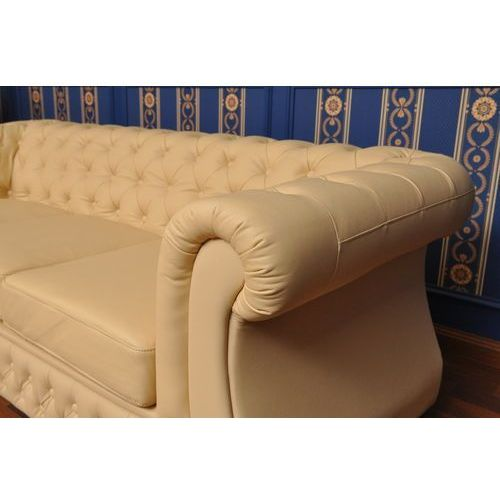 Sofy, Sofa 3-osobowa CHESTER LUX
