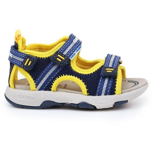 Sandałki dziecięce, Sandały dziecięce Geox B Sand Multy B920FA-01415-C0657