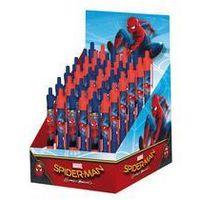 Długopisy, Długopis automatyczny Spider-Man 10 Display 36 sztuk - Derform