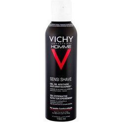 Vichy Homme Anti-Irritation żel do golenia do cery wrażliwej i skłonnej do podrażnień 150 ml