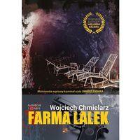 Audiobooki, Farma lalek (Audiobook na CD) - Dostawa 0 zł
