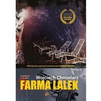 Audiobooki, Farma lalek (Audiobook na CD) - Dostawa 0 zł