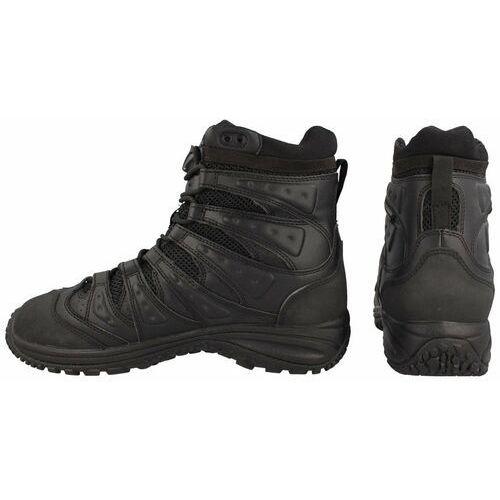 Trekking, Buty BlackHawk Tall Tanto Boot Black (83BT07BK) - black