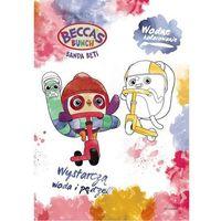 Książki dla dzieci, Banda Beti. Wodne kolorowanie (opr. broszurowa)