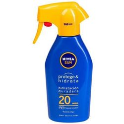 Nivea Sun Protect & Moisture SPF20 Supports Skin Barrier