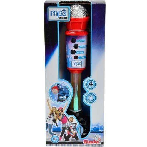 Pozostałe zabawki, Mikrofon mp3 - Simba Toys