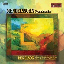 F. Mendelssohn-Bartholdy - Organ Sonatas
