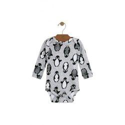 Body niemowlęce w pingwiny 5T37AJ Oferta ważna tylko do 2022-11-19