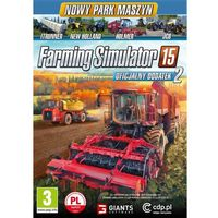 Gry na PC, Farming Simulator 2015 Dodatek 2 (PC)