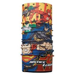 Komin Polar Buff Junior Superheroes JL MULTI - JL MULTI \ Wielokolorowy