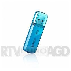 Silicon Power Helios 101 8GB USB 2.0 (niebieski)