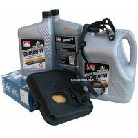 Oleje przekładniowe, Filtr oraz olej Dextron-VI automatycznej skrzyni biegów 42RL Dodge Durango 2005-