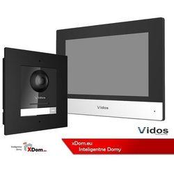 VIDOS Zestaw wideodomofonu IP S2201_M2010
