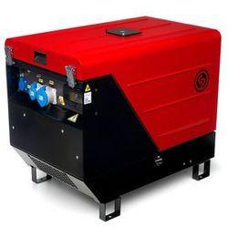 Agregat prądotwórczy jednofazowy Chicago Pneumatic CPPG 12AS