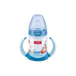 ButelkaNuk Baby Gluck 150ml 6msc+ 5O35JS Oferta ważna tylko do 2022-02-04