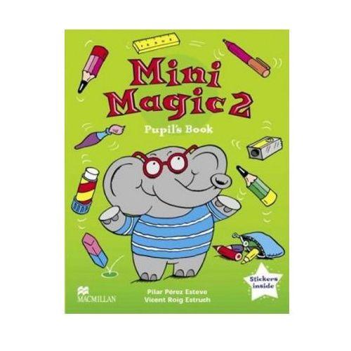 Książki do nauki języka, Mini Magic 2 Student&-8217;s Book (opr. miękka)