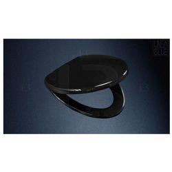 Deska sedesowa wolnoopadająca DS-301 BLACK