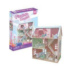 Puzzle 3D Pianist's Home Domek dla lalek