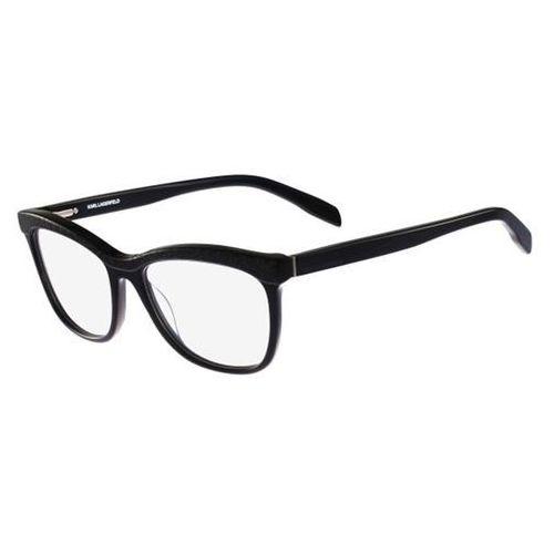 Okulary korekcyjne, Okulary Korekcyjne Karl Lagerfeld KL 887 001