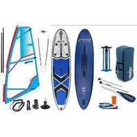 Pozostałe windsurfing, Zestaw Prolimit Deska Wind Sup STX Freeride 9'8 + Pednik STX Power