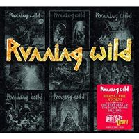 Pozostała muzyka rozrywkowa, RUNNING WILD - RIDING THE STORM THE VERY BEST OF THE NOISE YEARS 1983 - 1995 [2CD]