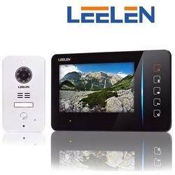"Leelen LEELEN Wideodomofon 7"" N60/No15p (podtynkowy) N60_No15p - Autoryzowany partner Leelen, Automatyczne rabaty."