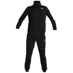 Puma CLASSIC TRICOT SUIT SET Dres black