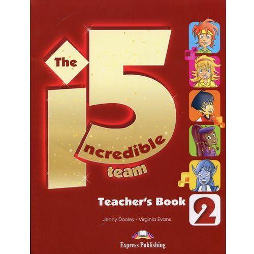 Książki do nauki języka, Incredible 5 Team 2 TB (opr. miękka)