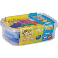 Pozostałe artykuły plastyczne, Super Sand, niebieski