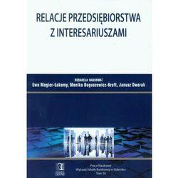 Relacje przedsiębiorstwa z interesariuszami (opr. miękka)
