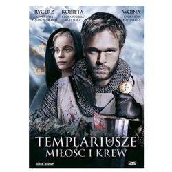 Templariusze. Miłość i krew (DVD) - Peter Flinth OD 24,99zł DARMOWA DOSTAWA KIOSK RUCHU