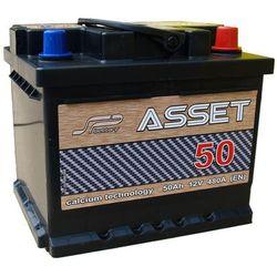 Akumulator 50AH ASSET P niska