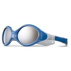 Julbo Looping III Spectron 4 Okulary przeciwsłoneczne 2-4Y Dzieci, blue/gray-gray flash silver 2020 Okulary Przy złożeniu zamówienia do godziny 16 ( od Pon. do Pt., wszystkie metody płatności z wyjątkiem przelewu bankowego), wysyłka odbędzie się tego samego dnia.