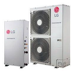 Pompa ciepła LG wysokotemperaturowa split 16kW HU161H / HN1610H