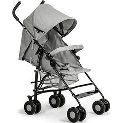 Wózek spacerowy KINDERKRAFT Rest z pozycją leżącą i akcesoriami Szary + DARMOWY TRANSPORT!