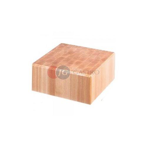 Pozostała gastronomia, Kloc masarski 400x500 drewniany 684510