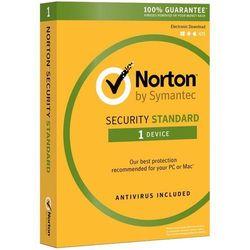 Program Norton Security Standard (1 urządzenie, 1 rok)