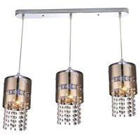 Lampy sufitowe, Bona lampa wisząca 3-punktowa 603/3L
