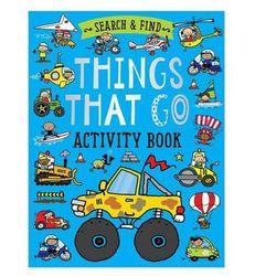 Search and Find Things That ćwiczenia dla dzieci