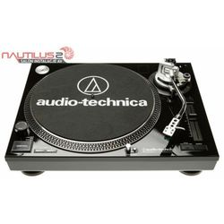 Audio-Technica AT-LP120-USBHC Piano Black + Wkładka AT95E - Dostawa 0zł! - Raty 20x0% lub rabat!