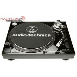 Audio-Technica AT-LP120-USBHC Piano Black + Wkładka AT95E - Dostawa 0zł! - Raty 20x0% w Credit Agricole lub rabat!
