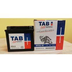 Akumulator motocyklowy TAB YTX5L-BS (MYTX5L-BS) 12V 4Ah 55A P+