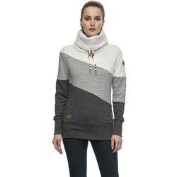 bluza RAGWEAR - Rumika Grey (GREY) rozmiar: M