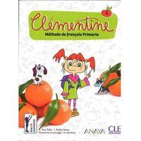 Książki do nauki języka, Clementine 1 Podręcznik + DVD A1.1 - Felix Ruiz, Perez Rubio (opr. kartonowa)