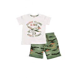 Komplet chłopięcy koszulka+spodni 5P36C5 Oferta ważna tylko do 2024-01-07
