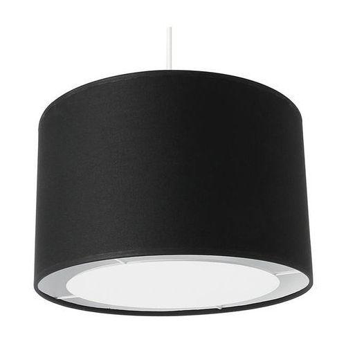 Lampy sufitowe, NATT-Lampa wiszaca Cylinder Tkanina z Dyfuzorem Ø29cm