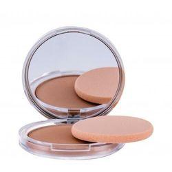 Clinique Stay-Matte Sheer Pressed Powder puder 7,6 g dla kobiet 03 Stay Beige